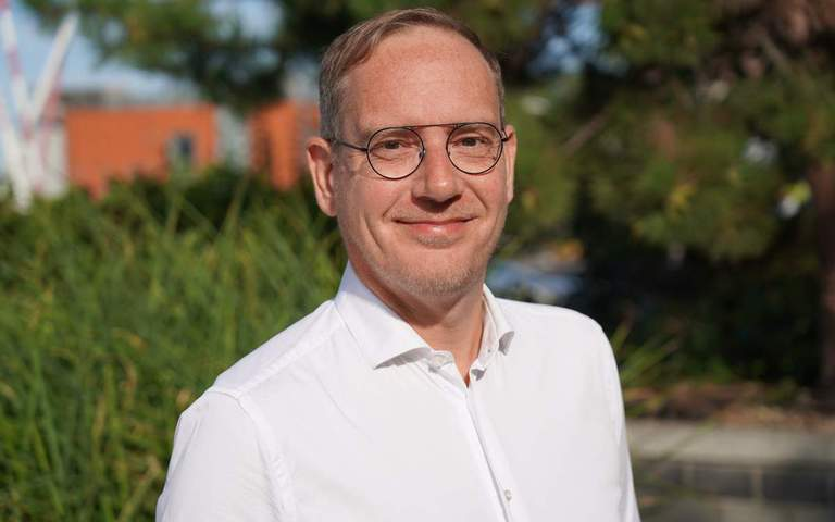 Frank Lintz, Associate Director Crossfunctional Projects, AbbVie Deutschland. Foto: AbbVie.